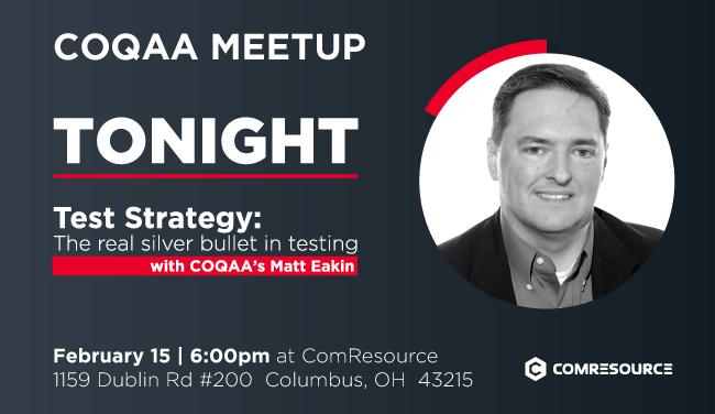 Tonight's COQAA Event