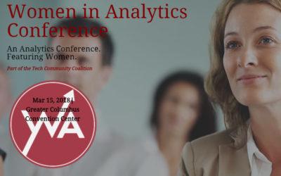 Women in Analytics Happy Hour Tonight