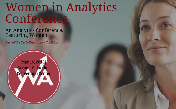 Women in Analytics Happy Hour Tonight