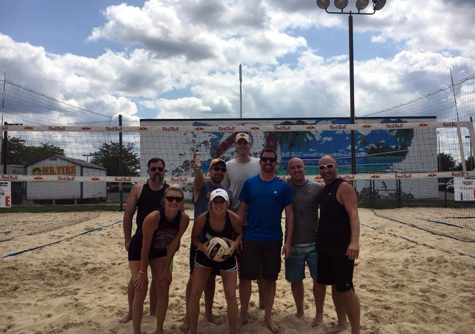 Epilepsy Alliance's Annual Sand Volleyball Tourney