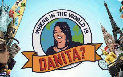 Where in the World is Danita?
