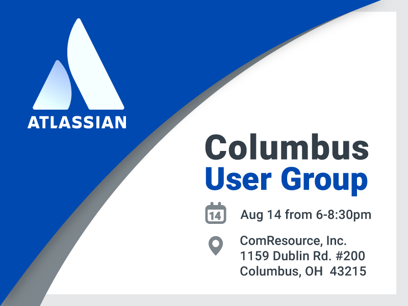 ComResource Hosting the Atlassian User Group