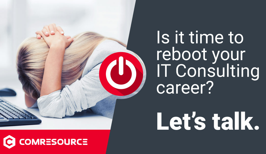 Reboot Your Career