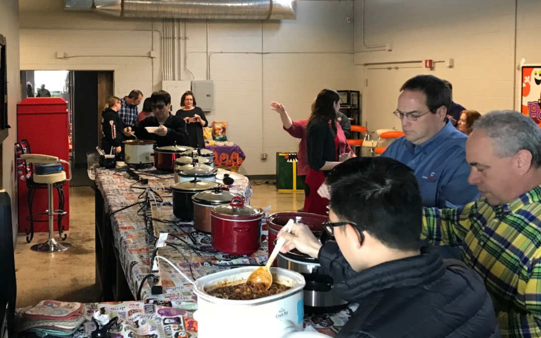 2018 Chili Cookoff!