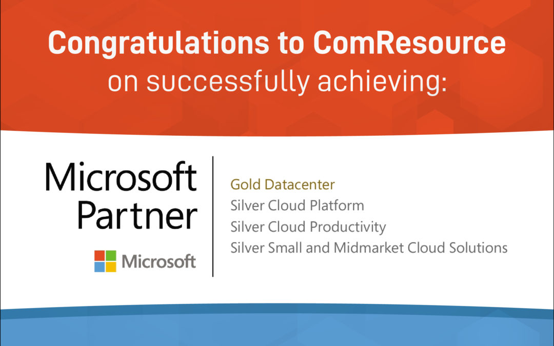 ComResource Named a Top Partner of Microsoft