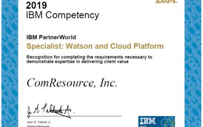 IBM Gold Partner – Level Up