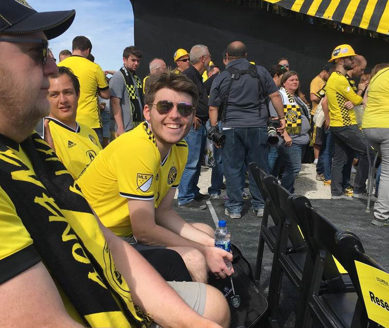Columbus Crew Breaks Ground on New Stadium
